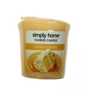 Vanilla Frosting (Sampler)
