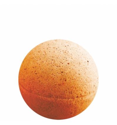 Odżywcza kula do kąpieli - Pomarańcza Chilli