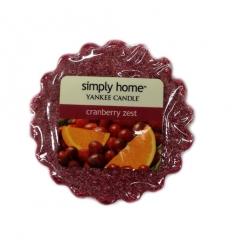 Cranberry Zest (Wosk)