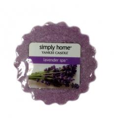 Lavender Spa (Wosk)