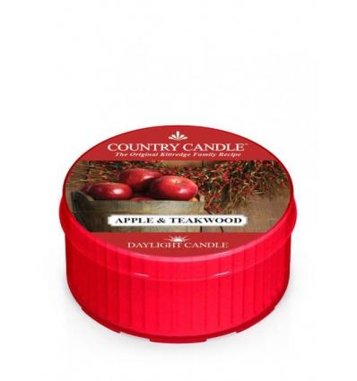 Apple & Teakwood (świeczka)