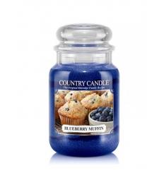 Blueberry Muffin (Duży słój - 2 knoty)