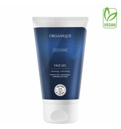 Odświeżający żel do mycia twarzy - Pour Homme (150ml)