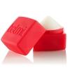 Malinowy balsam do ust w kostce