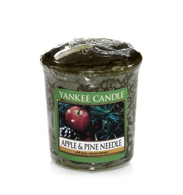 Apple & Pine Needle (Sampler)