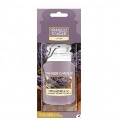 Dried Lavender & Oak (Car Jar)