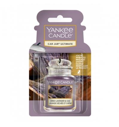 Dried Lavender & Oak (Car Jar Ultimate)