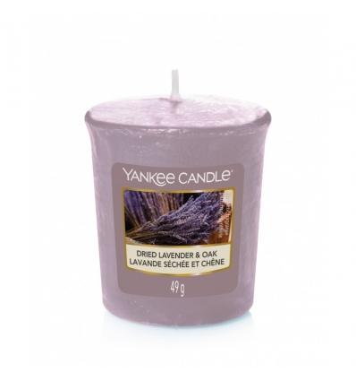 Dried Lavender & Oak (Sampler)