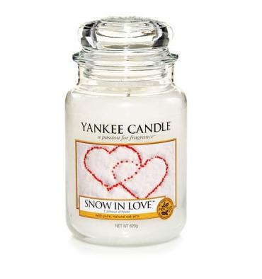 Snow in Love (Duży słoik)