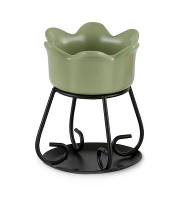 Podgrzewacz Petal Bowl (zielony)