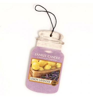 Lemon Lavender (Car Jar)