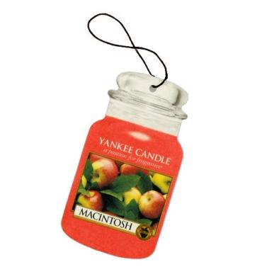 Macintosh (Car Jar)
