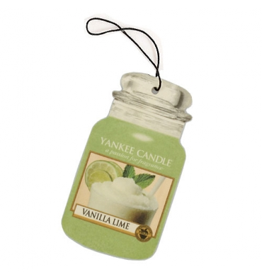 Vanilla Lime (Car Jar)