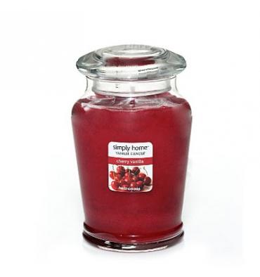 Cherry Vanilla (Duży słoik)