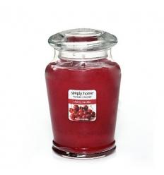 Cherry Vanilla (Średni słoik)