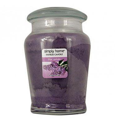 Lilac Petals (Średni słoik)