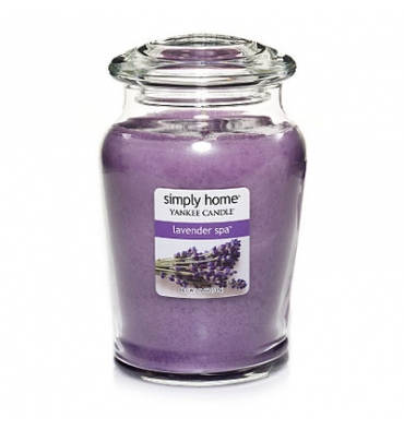 Lavender Spa (Średni słoik)