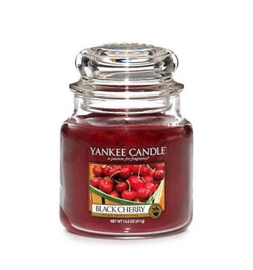 Black Cherry (Średni słoik)