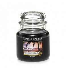 Black Coconut (Średni słoik)