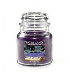 French Lavender (Średni słoik)