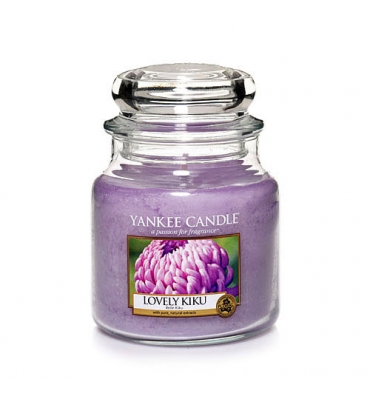 Lilac Blossoms (Średni słoik)