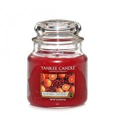 Mandarin Cranberry (Średni słoik)
