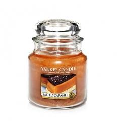 Salted Caramel (Średni słoik)