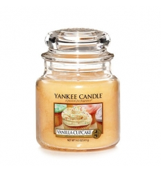 Vanilla Cupcake (Średni słoik)