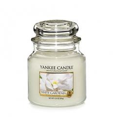 White Gardenia (Średni słoik)
