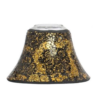 Black and Gold Mosaic (duży klosz)