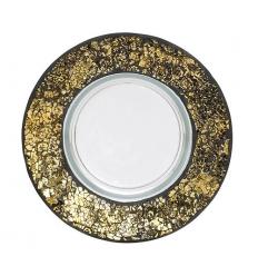 Black and Gold Mosaic (duża podstawka)