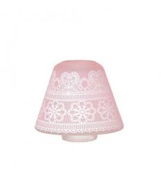 Lace Pink (mały klosz)