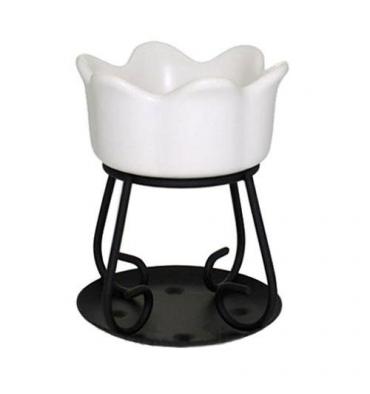 Podgrzewacz Petal Bowl (biały)