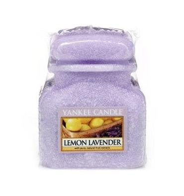 Lemon Lavender (Wosk w kształcie słoiczka)