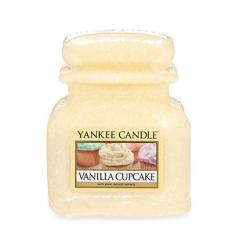 Vanilla Cupcake (Wosk w kształcie słoiczka)