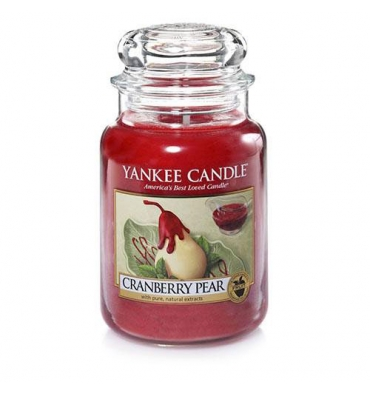 Cranberry Pear (Duży słoik)