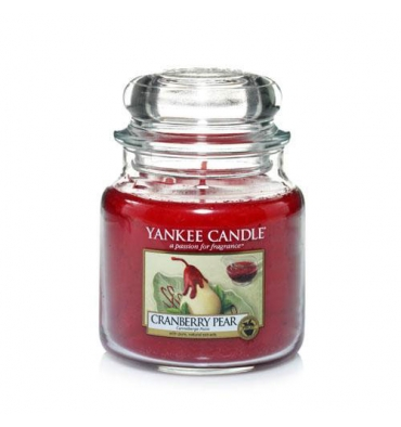 Cranberry Pear (Średni słoik)