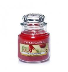 Cranberry Pear (Mały słoik)