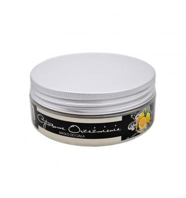 Naturalne masło do ciała Cytrusowe Orzeźwienie