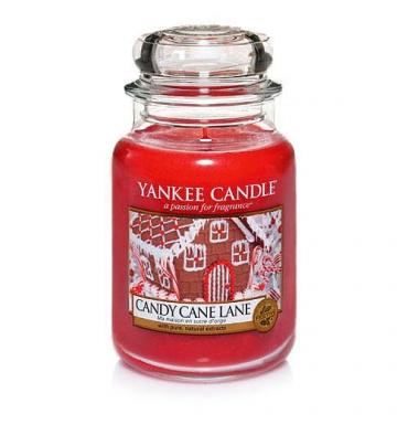 Candy Cane Lane (Duży słoik)