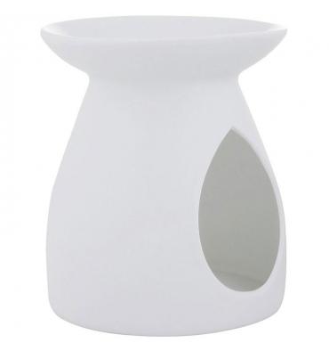 Biały kominek (Jednolity)