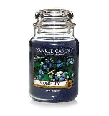 Blueberry (Duży słoik)