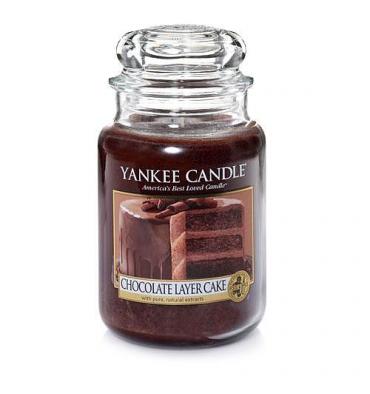 Chocolate Layer Cake (Duży słoik)