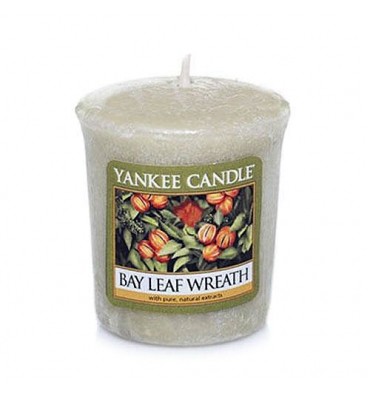 Bay Leaf Wreath (Sampler)