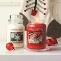 Yankee Candle - Świąteczne zapachy